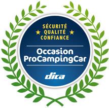 Logo label ProCampingCar