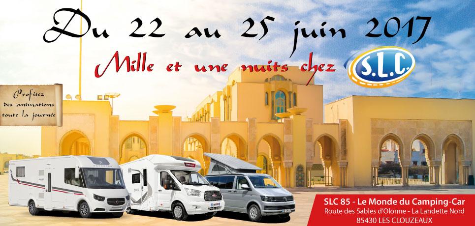 Campings Cars Dans Le Monde Par Marques