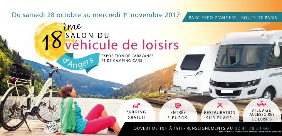 Sud loire caravanes achat et location de camping car et for Salon du camping car angers