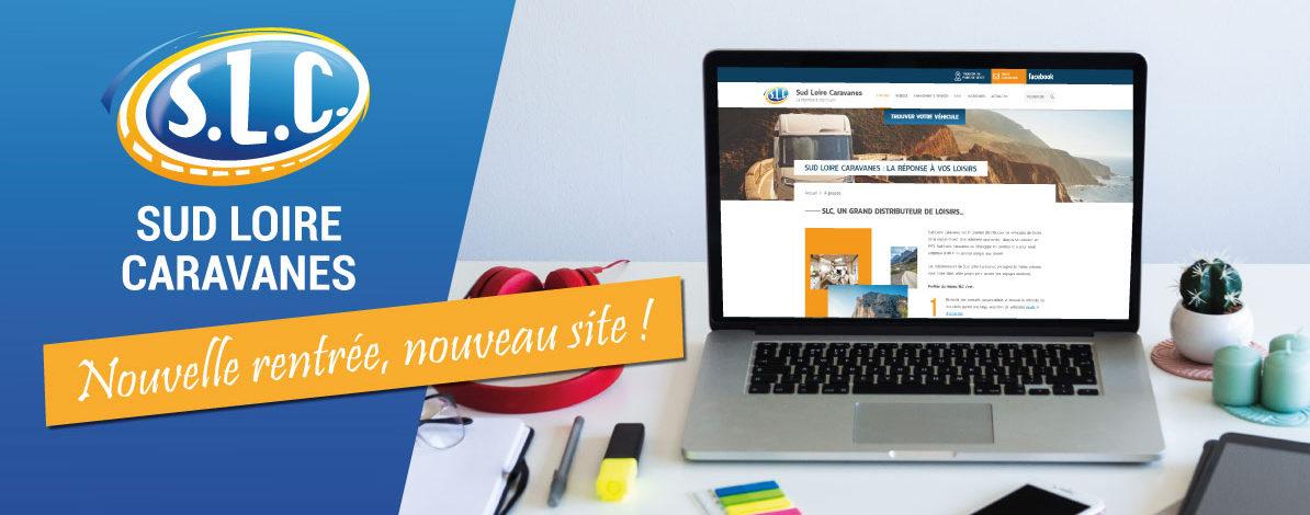 styles de mode prix le moins cher enfant Sud Loire Caravanes : achat et location de camping-car et ...